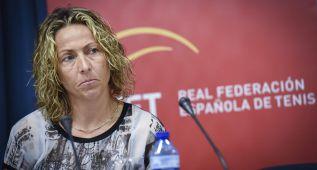 Gala León presenta la dimisión y la Federación no la acepta
