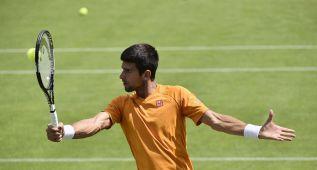 """Djokovic: """"Wimbledon te obliga a salir de tu zona de confort"""""""