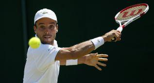 Roberto Bautista, por primera vez en octavos de Wimbledon