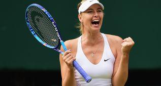 Maria Sharapova derrotó con sufrimiento a Vandeweghe