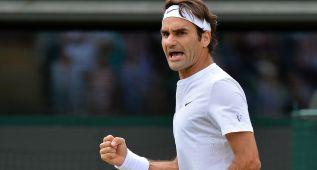 """Federer: """"Tengo energía para un gran partido de semifinales"""""""