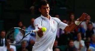 Djokovic gana a Cilic y jugará en semifinales ante Gasquet