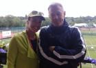 "Martina Hingis: ""Garbiñe tiene un gran poder físico que domina"""
