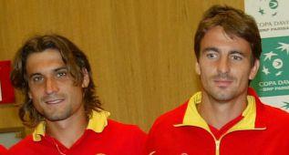 Ferrer confirma su baja ante Rusia; le sustituye Robredo