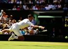 Djokovic, primer finalista