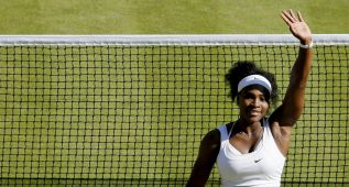 Serena puso KO a Sharapova y ya van 17 veces seguidas