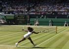Serena acaba con el sueño de Muguruza en Wimbledon