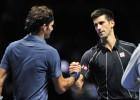 Djokovic y Federer, frente a frente de nuevo en la final