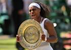 """Serena: """"Muguruza no se rindió, vino a ganar y no sólo a jugar"""""""