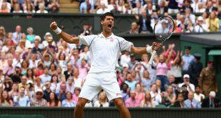 Djokovic anula a Federer y consigue su tercer Wimbledon