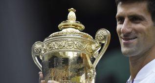 """Djokovic: """"Sabía que Roger me iba a llevar al límite"""""""