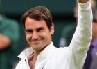 """Federer: """"Novak jugó a lo grande, sólido como una roca"""""""