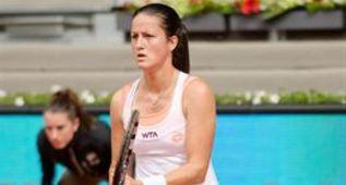 Lara Arruabarrena, a semifinales del torneo de Bastad