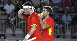 Donskoy y Kravchuk doblegan a López y Marrero en el dobles