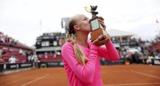 La sueca Larsson consigue su primer título en Bastad