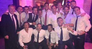 Desbandada: Nadal en Manacor y cuatro tenistas de boda