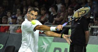 Robredo arrolla a Mathieu y se mete en semifinales de Bastad