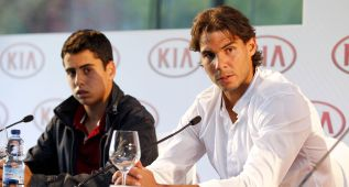 Tarifa de Rafa Nadal: medio millón de euros y Munar