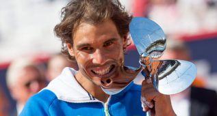 A Nadal no se le ha olvidado ganar: campeón en Hamburgo
