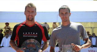Evgeny Donskoy levanta su segundo título en El Espinar