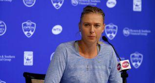 Sharapova piensa en el US Open; no jugará en Cincinnati