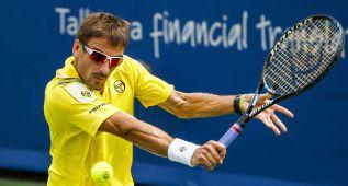 Robredo cayó contra Berdych; Wawrinka y Djokovic siguen