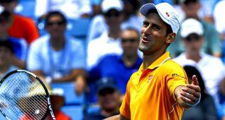 Murray y Djokovic resurgen en el Masters de Cincinnati
