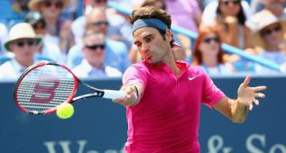 Federer acaba con Djokovic y su sueño de los nueve Masters