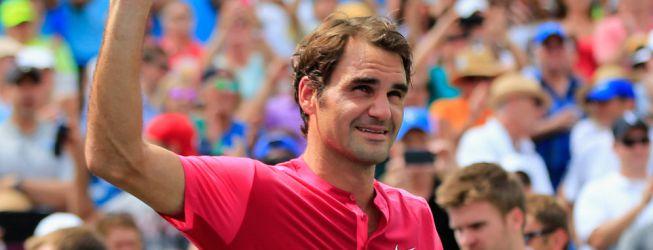 Un eterno Federer quiere llevarse su 18º Grand Slam