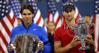 David Ferrer, 7º cabeza de serie en el US Open. Nadal, 8º.