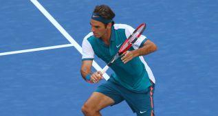 Roger Federer busca los 18 grandes con un resto inventado
