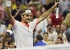 Federer pasa a cuartos y Murray queda eliminado