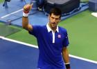 Djokovic, finalista del US Open tras arrollar a Marin Cilic