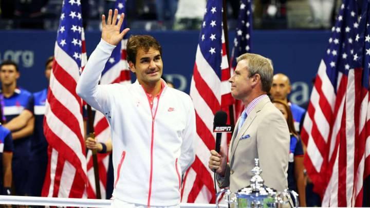 """Federer: """"Jugué bien, pero perdí muchas oportunidades"""""""