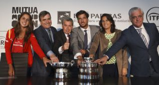 El futuro del tenis, en Madrid con la Davis y Fed Cup júnior