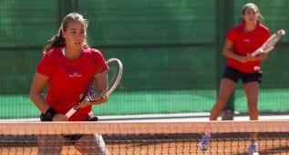 Victoria en la Copa Federación y derrota en la Davis júnior