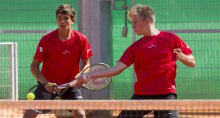 Canadá-Alemania, la final de la Copa Davis Júnior