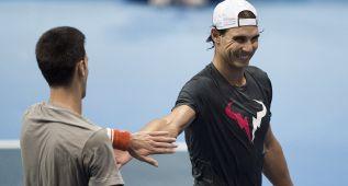 Nadal cae ante Djokovic pero se embolsa un millón de euros