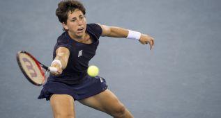 Carla Suárez debutará contra Tsurenko en el Open de China