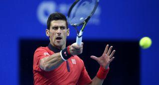 Djokovic arrolla a Ze y se clasifica para cuartos de final