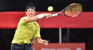 Nishikori y Wawrinka ganan y se clasifican para semifinales