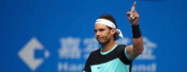Nadal rompe a Fognini y le espera un intratable Djokovic