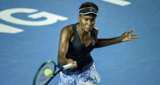 Venus Williams y Kerber avanzan a cuartos de final en Hong Kong