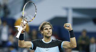Rafa Nadal lucha ante Jo-Wilfried Tsonga por otra final