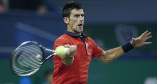 Djokovic se enfrentará a Tsonga en la final de Shanghai