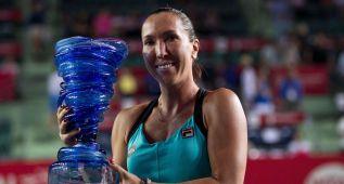 Jankovic gana el tercer título de la temporada en Hong Kong