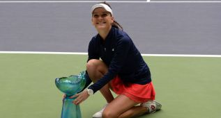 Radwanska asegura plaza en Singapur al ganar en Tianjin