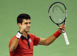 Djokovic, imparable ante Tsonga y campeón en Shanghai