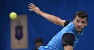 Grigor Dimitrov, siguiente rival para Nadal en Basilea