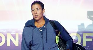 """Sam Sumyk: """"Garbiñe Muguruza es una jugadora de tenis única"""""""